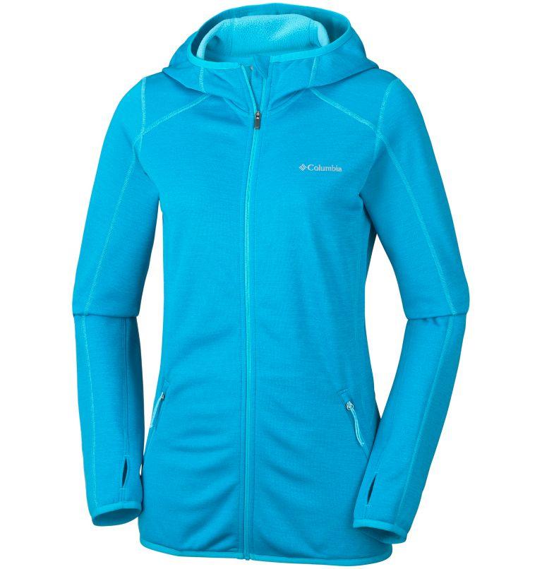Fleece con zip intera Sapphire Trail™ da donna  Fleece con zip intera Sapphire Trail™ da donna , front