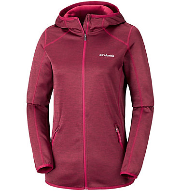 Women's Sapphire Trail™ Hooded FZ  , front