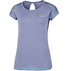 Maglia a maniche corte Peak to Point™ da donna