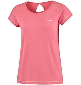 Camisa de manga corta Peak to Point™ para mujer