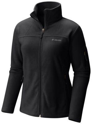 Women's Fast Trek™ II Full Zip Fleece Jacket | Tuggl
