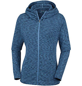 Sweat-shirt à capuche zippé OuterSpaced™ Femme