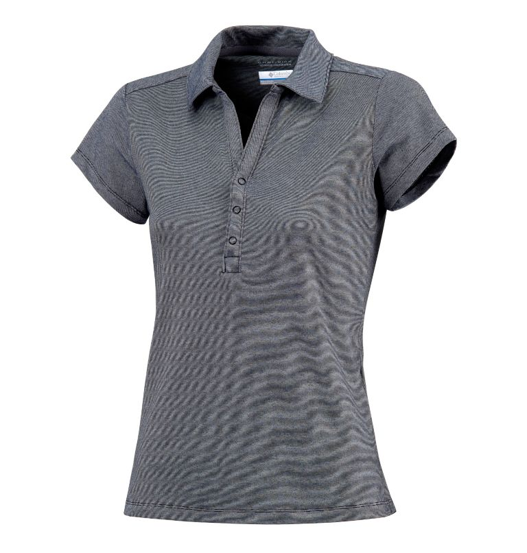 Polo Shadow Time™ Femme Polo Shadow Time™ Femme, front