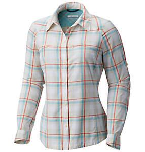 Women's Silver Ridge™ Plaid Long Sleeve Shirt