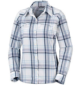 Women's Silver Ridge™ Plaid Long Sleeve