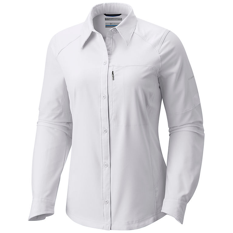 47aecc08c4d Women's Silver Ridge™ Long Sleeve Shirt | ColumbiaSportswear.co.uk