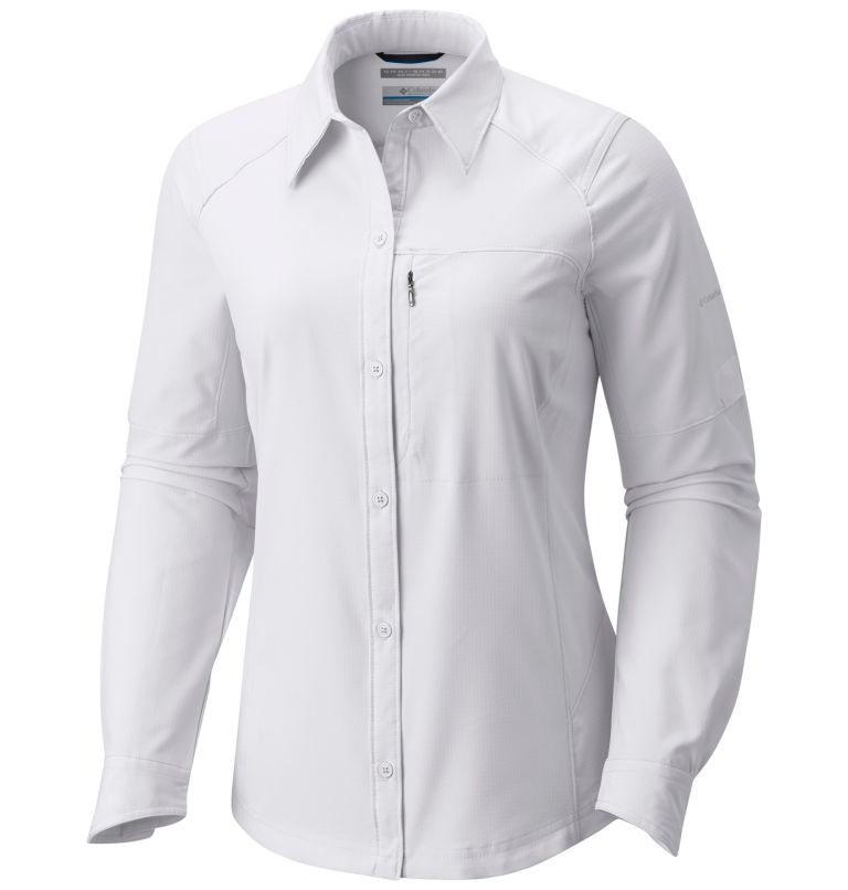 Women's Silver Ridge™ Long Sleeve Shirt Women's Silver Ridge™ Long Sleeve Shirt, front