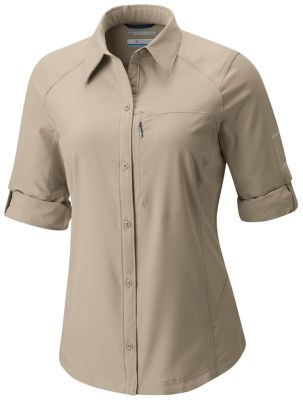 3c9c039cfa4 Women's Silver Ridge Long Sleeve Shirt | Columbia.com