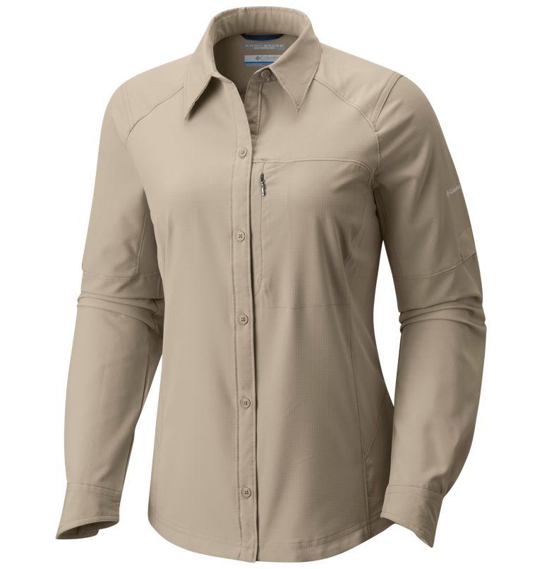 Women's Silver Ridge™ Long Sleeve Shirt Women's Silver Ridge™ Long Sleeve Shirt, front