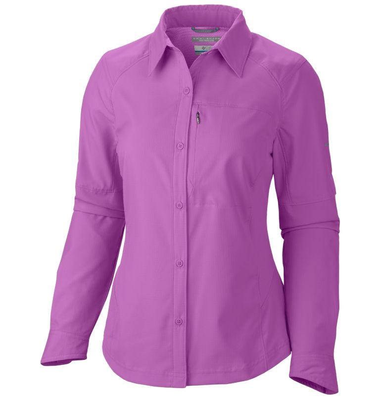 Camisa de manga larga Silver Ridge™ para mujer Camisa de manga larga Silver Ridge™ para mujer, front