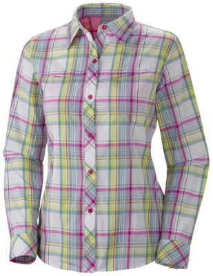 Women's Insect Blocker™ Plaid Long Sleeve Shirt