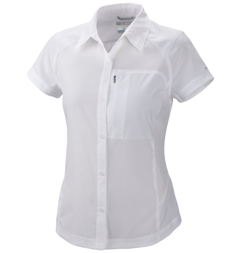 Women's Silver Ridge™ Short Sleeve Shirt Women's Silver Ridge™ Short Sleeve Shirt, front