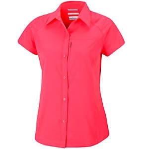 Camisa de manga corta Silver Ridge™ para mujer