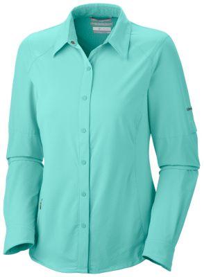Women's Freeze Degree™ Long Sleeve Shirt | Columbia.com