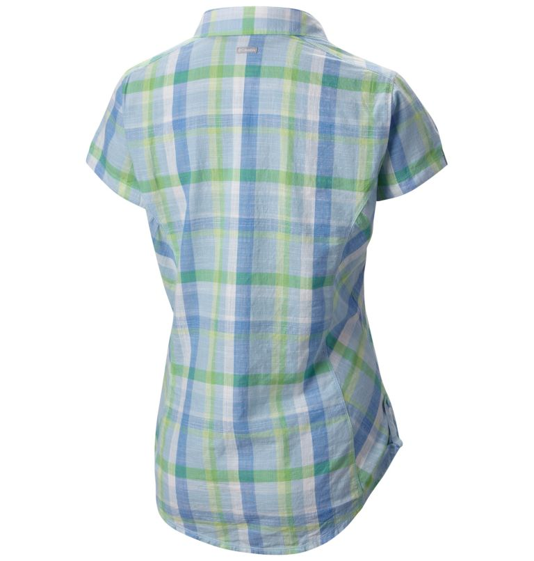 Women's Camp Henry™ Short Sleeve Shirt Women's Camp Henry™ Short Sleeve Shirt, back