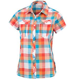 Chemise à manches courtes Camp Henry™ Femme