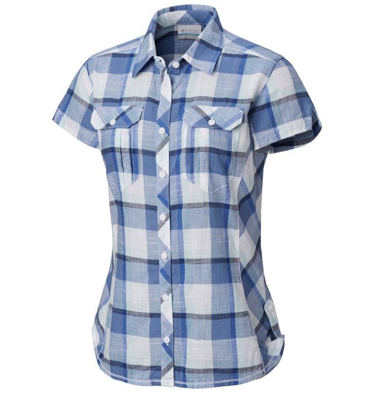 Women's Camp Henry™ Short Sleeve Shirt Women's Camp Henry™ Short Sleeve Shirt, front