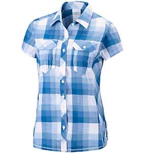Camisa de manga corta Camp Henry™ para mujer