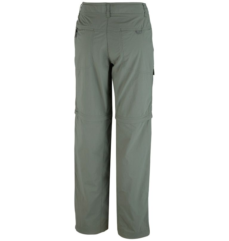 Women's Silver Ridge™ Convertible Pant Women's Silver Ridge™ Convertible Pant, back