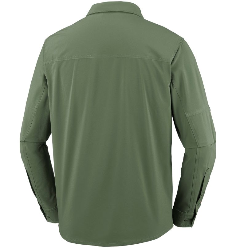 Men's Triple Canyon™ Solid Long Sleeve Shirt Men's Triple Canyon™ Solid Long Sleeve Shirt, back