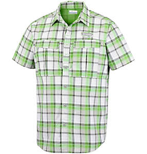 Men's Cascade Explorer™ Plaid Short Sleeve Shirt