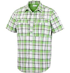 Camisa de manga corta a cuadros Cascade Explorer™ para hombre