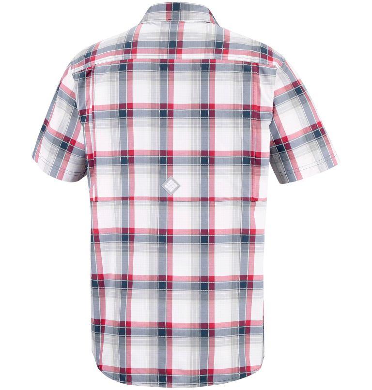 Camisa de manga corta a cuadros Cascade Explorer™ para hombre Camisa de manga corta a cuadros Cascade Explorer™ para hombre, back