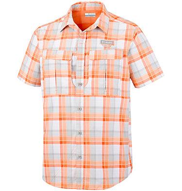 Camicia a maniche corte Cascade Explorer™ Plaid da uomo , front