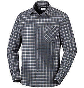 Men's Triple Canyon™ Long Sleeve Plaid Shirt
