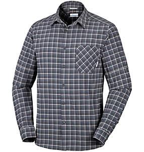 Camisa de cuadros de manga larga Triple Canyon™ para hombre