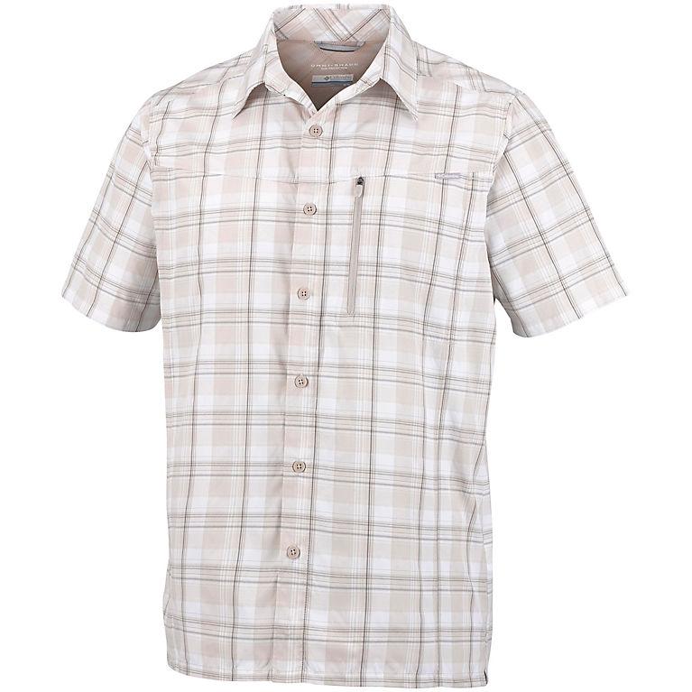 2c8ddf7d354 Men's Silver Ridge™ Plaid Short Sleeve Shirt | Columbia Sportswear Co.