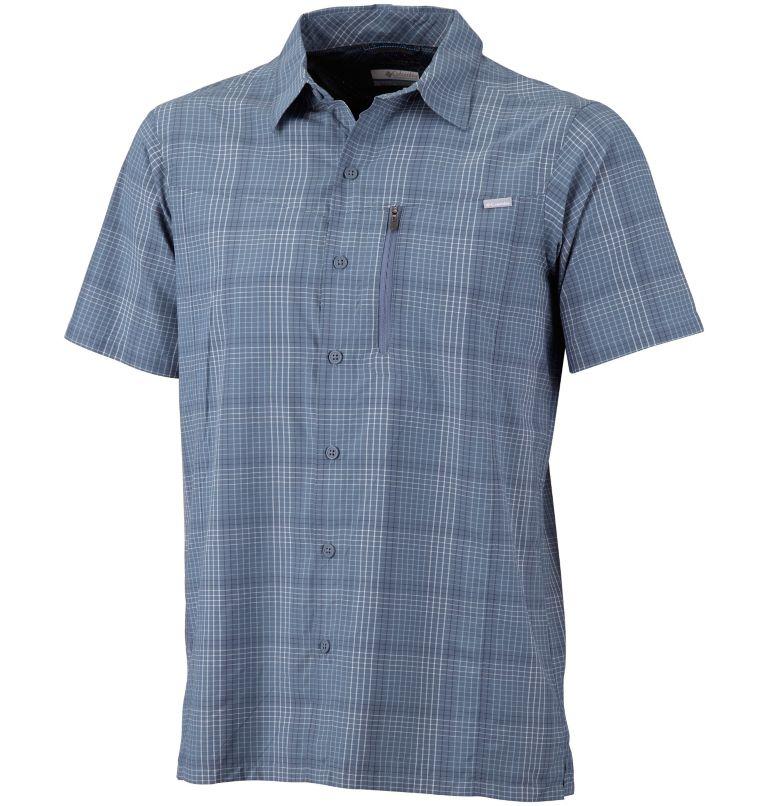 Men's Silver Ridge™ Plaid Short Sleeve Shirt Men's Silver Ridge™ Plaid Short Sleeve Shirt, front