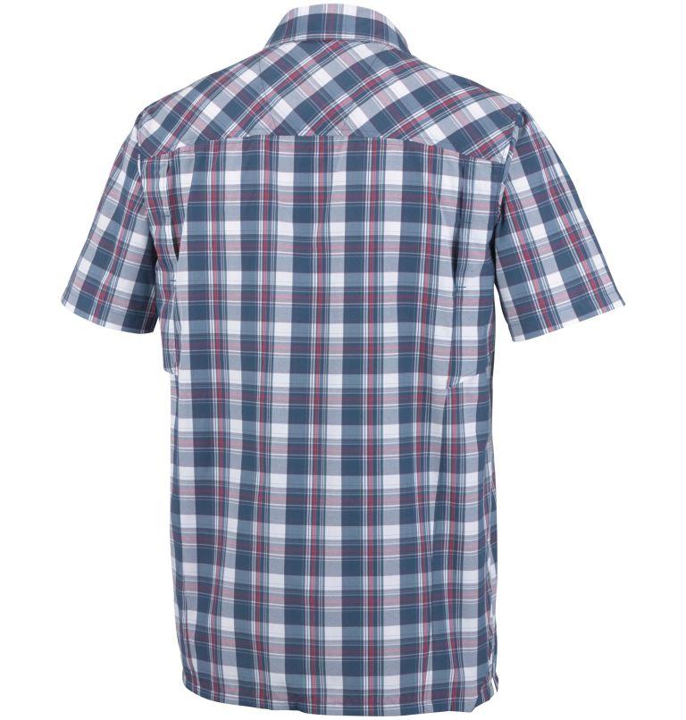 Chemise à carreaux à manches courtes Silver Ridge™ Homme Chemise à carreaux à manches courtes Silver Ridge™ Homme, back
