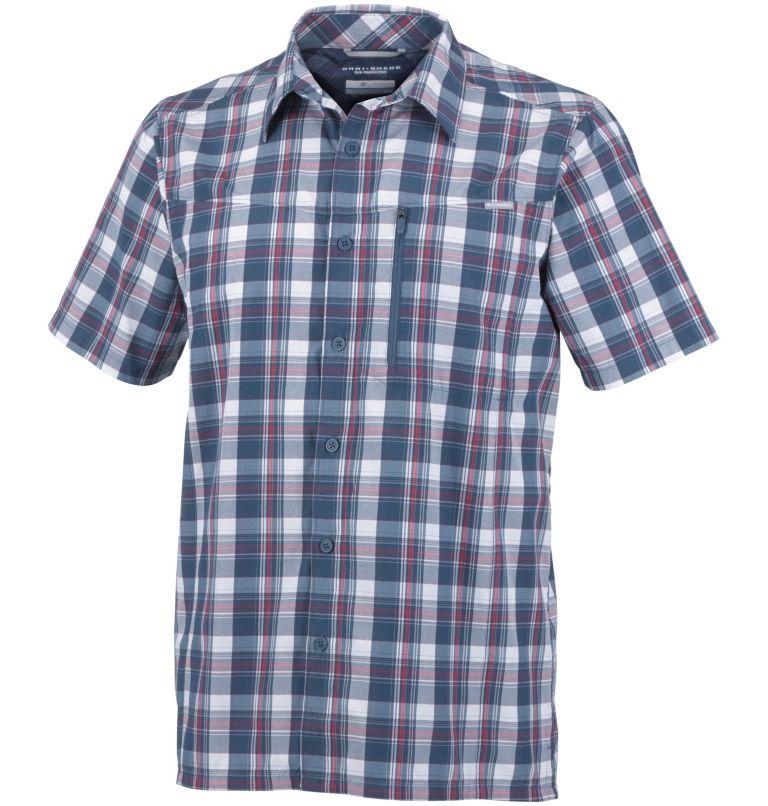 Chemise à carreaux à manches courtes Silver Ridge™ Homme Chemise à carreaux à manches courtes Silver Ridge™ Homme, front