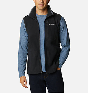 Men's Fast Trek™ Fleece Vest , front