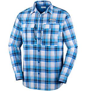 Camisa a cuadros de manga larga Cascades Explorer™ para hombre
