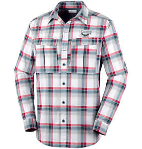Cascades Explorer™ Plaid L/S Shirt