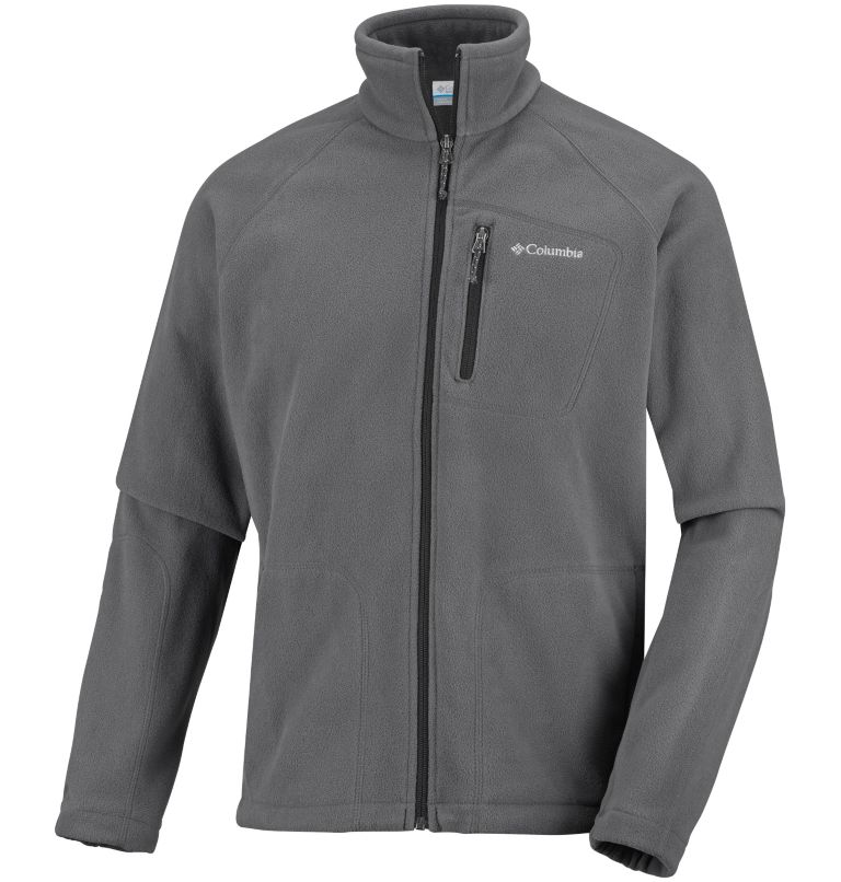 Men's Fast Trek™ II Full Zip Fleece Men's Fast Trek™ II Full Zip Fleece, front