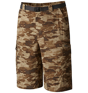 Men's Silver Ridge™ Printed Cargo Short , front