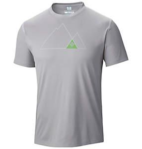 Camiseta estampada de manga corta Zero Rules™ para hombre