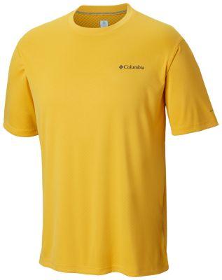 c186344ad74 Men's Zero Rules Cooling Crew Neck Shorts Sleeve Shirt   Columbia.com