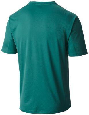 87a61dead Men's Zero Rules Cooling Crew Neck Shorts Sleeve Shirt | Columbia.com