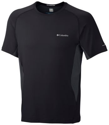 7234b57b8a9 Men's Freeze Degree™ Short Sleeve Crew | Columbia.com