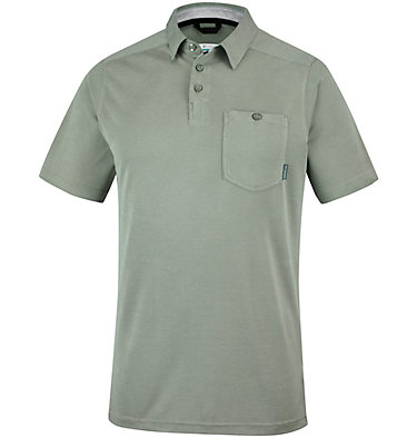 Polo Sun Ridge™ II Novelty da uomo , front