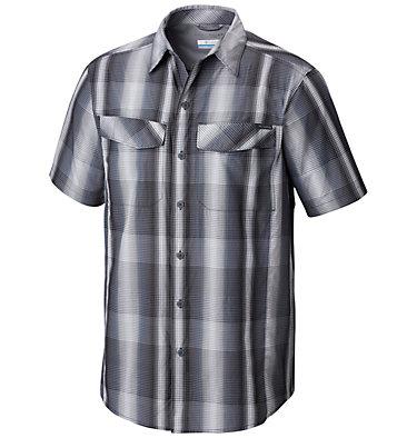 Men's Silver Ridge™Multi Plaid Short Sleeve Shirt , front