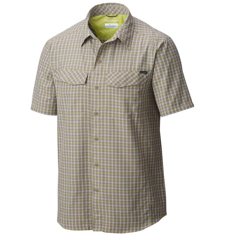 Men's Silver Ridge™Multi Plaid Short Sleeve Shirt Men's Silver Ridge™Multi Plaid Short Sleeve Shirt, front