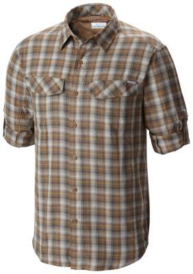 7dcc9233c Men's Silver Ridge Plaid Long Sleeve Shirt | Columbia.com