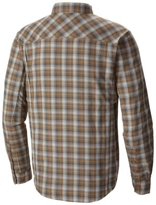 efb866fe14c Men's Silver Ridge Plaid Long Sleeve Shirt | Columbia.com