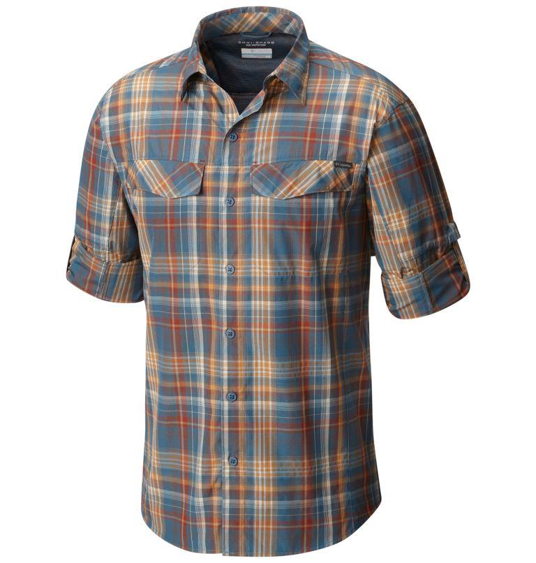 Men's Silver Ridge™ Plaid Long Sleeve Shirt Men's Silver Ridge™ Plaid Long Sleeve Shirt, a1