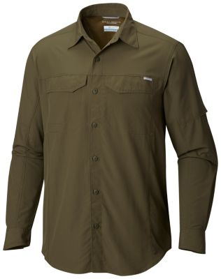 c09ced76 Men's Silver Ridge Long Sleeve Shirt | Columbia.com